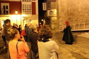 Ruta Teatralizada Nocturna Burgos