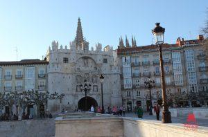arco de Santamaria-Burgos