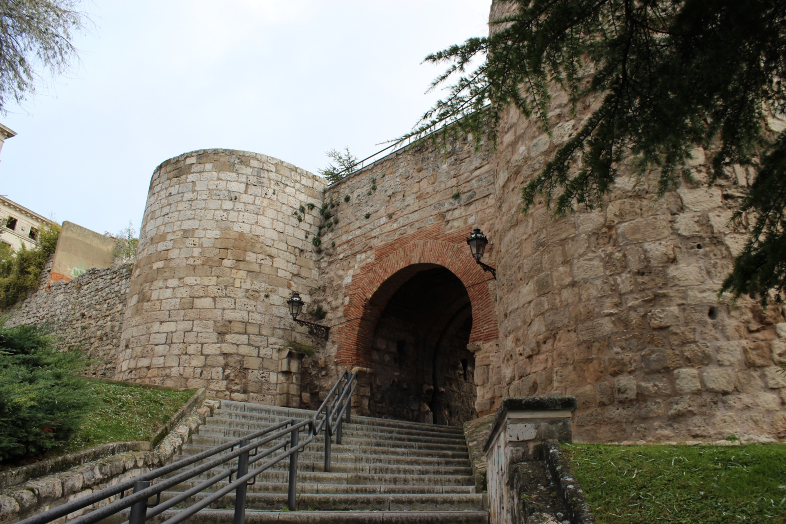Arco de San Martín en Burgos