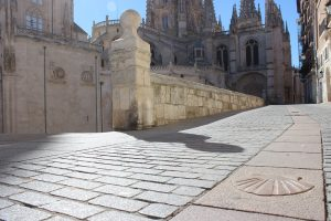 Camino Santiago Burgos