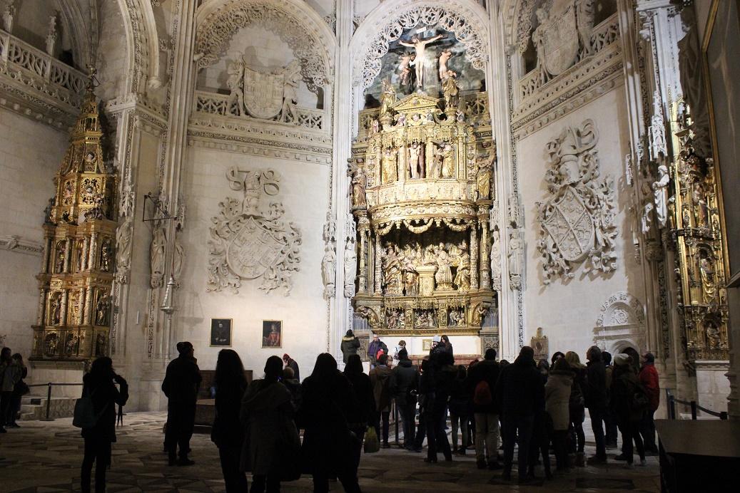 Capilla del Condestable Catedral de Burgos - Visitas Guiadas