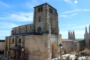 Iglesia de San Esteban en Burgos