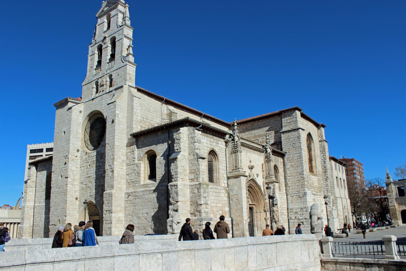 Iglesia de San Lesmes en Burgos