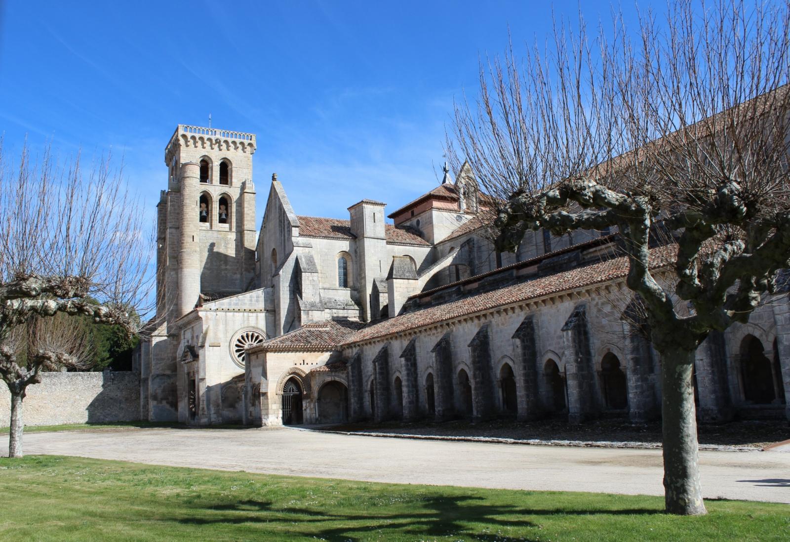 MONASTERIO DE LA HUELGAS en Burgos