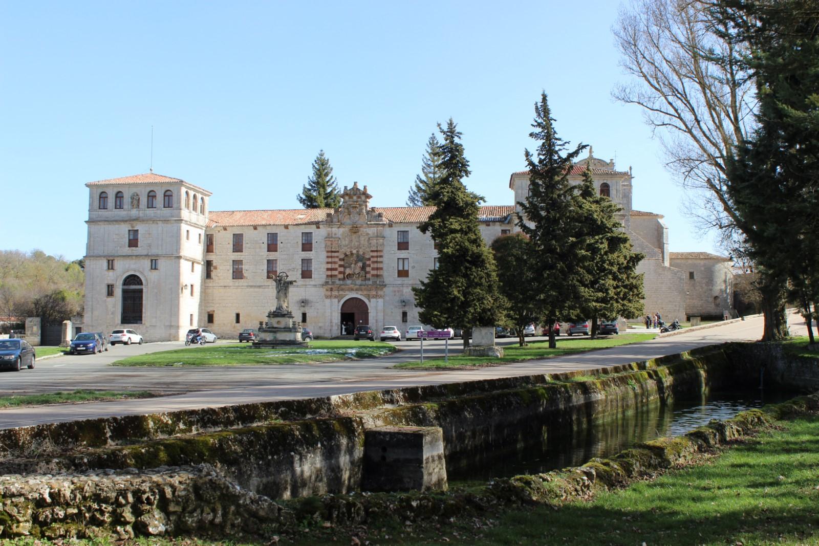 Monasterio de San Pedro de Cardeña Burgos