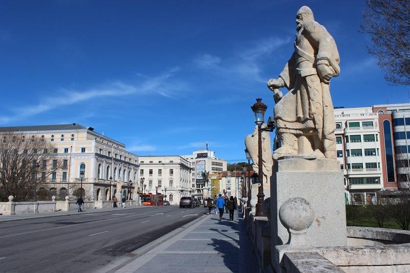Puente San Pablo Burgos Visitas Guiadas