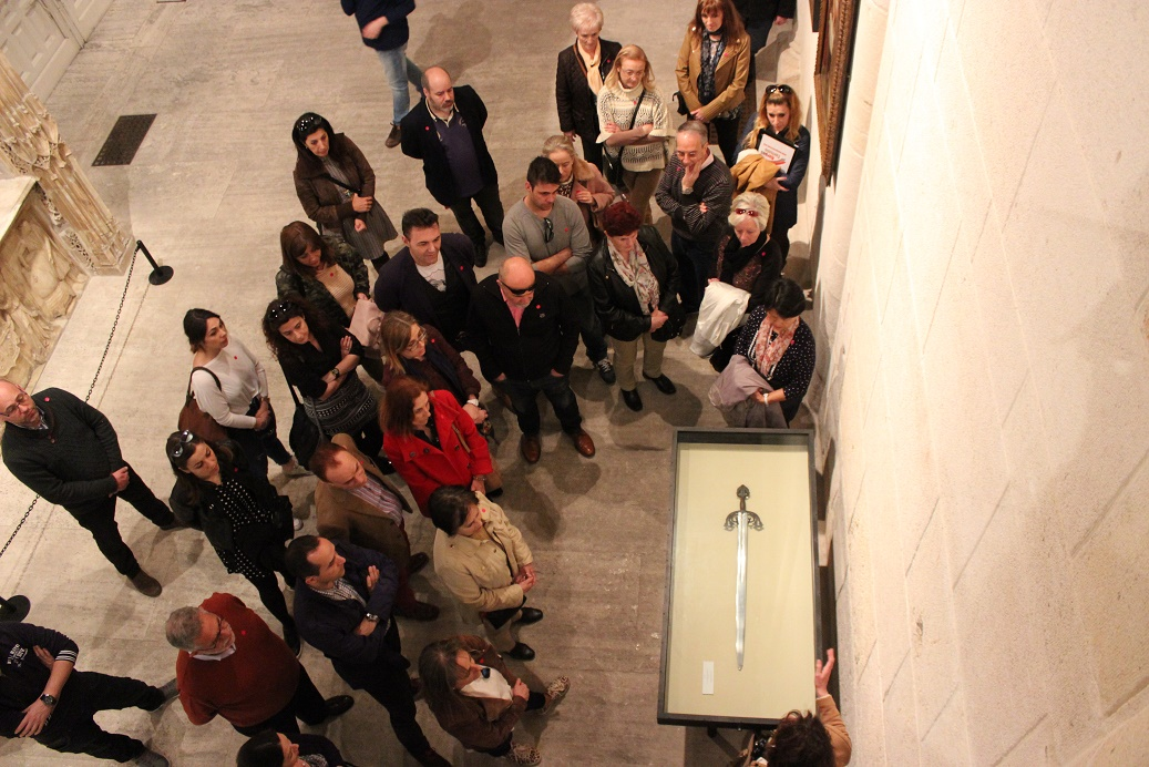 Tizona- Museo-Burgos
